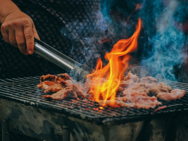 BBQ Arrangement | Temple Challenge